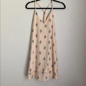 AUDREY 3+1 | cactus slip dress